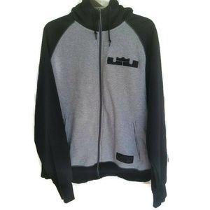 Nike Lebron Full Zip Basketball Hoodie